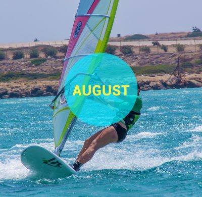 Windsurf courses on Karpathos in August