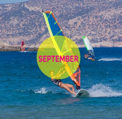WINDSURF CAMPS SEPTEMBER